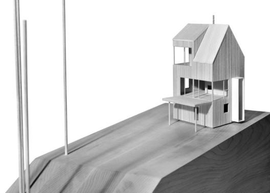 Rabbit Snare Gorge / Omar Gandhi Architect + Design Base 8. Image Courtesy of Omar Gandhi Architect + Design Base 8
