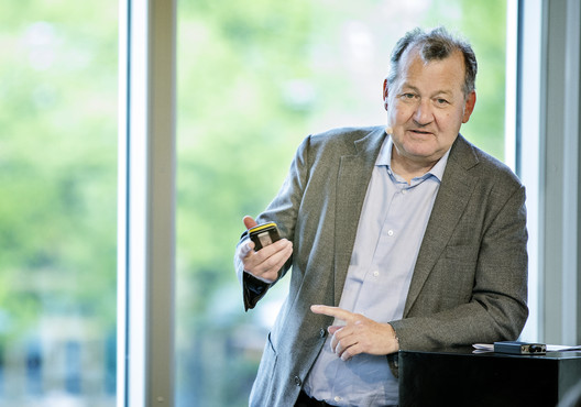 Stefan Behnisch. Image Courtesy of The Velux Group