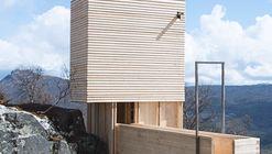 Sauna ELDMØLLA / Arkitekt August Schmidt + Workshop NTNU-Trondheim + Arnstein Gilberg + Ina Samdal