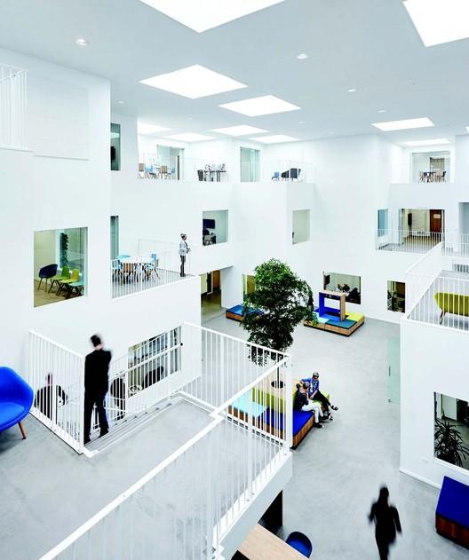 University College North. Image Courtesy of ADEPT