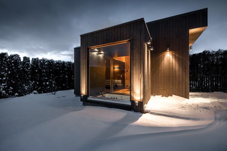 Viba's Sauna / Spot Architects, © Filips Smits