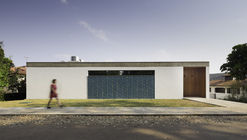 House Paes / Marcos Franchini