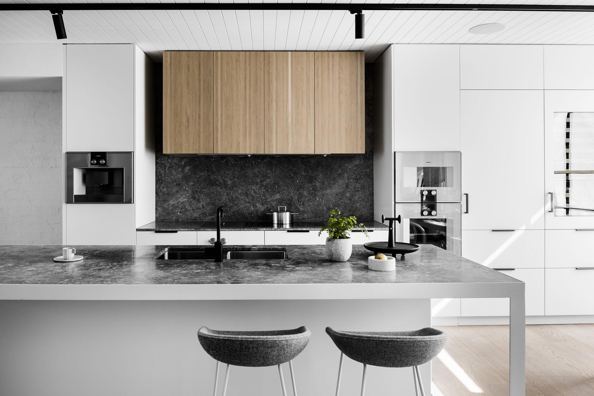 Gallery of bell street house techne architecture for Z gallerie interior design