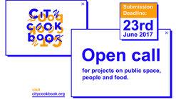 City Cook Book busca iniciativas que fomenten el uso del espacio público a través de la comida
