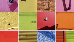 The Vibrant Colors and Details of Argentine Architecture in 100 Minimalist Photographs
