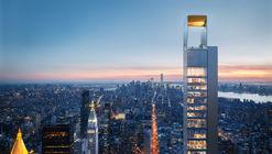 Meganom presenta diseño de lujoso rascacielos de 305 metros en Nueva York