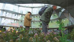 Inside the Flower Pavilion  / LAVA