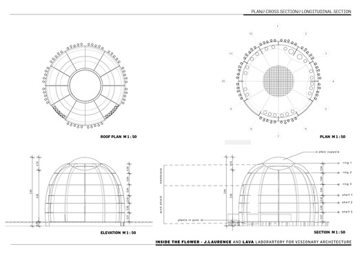 Plan / Sections