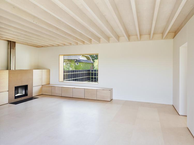 House In Corsier Bunq Architectes Archdaily