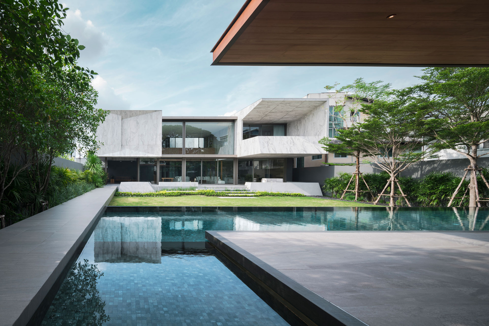 gallery of marble house / openbox architects - 3