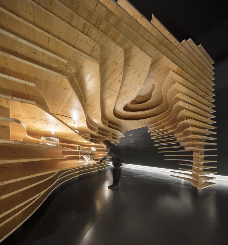 Megalithic Museum / CVDB arquitectos + Tiago Filipe Santos + P-06 Atelier, © Fernando Guerra | FG+SG