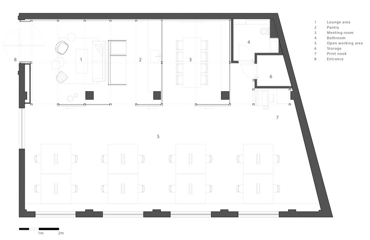 Open Floor Plans Vs Closed Floor Plans: Herschel Supply China Office / Linehouse