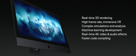 via Apple Special Event Streaming. June 5, 2017