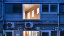Cut in Koganecho / PERSIMMON HILLS architects