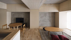 Pillar Form - Beam Form / PERSIMMON HILLS Architects
