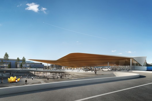 Rendering by VIZarch. Coutesy of ALA Architects