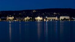 How Zurich's Understated Night Lighting Strategy Enhances Local Identity