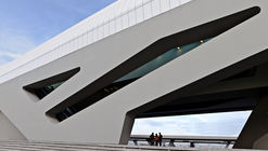 Napoli Afragola Station - Phase 1 / Zaha Hadid Architects