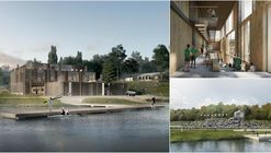 Diversity of Use and Landscape Defines Denmark's New Rowing Stadium