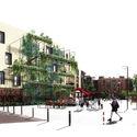 Opus segundo lugar en concurso de intervenci n sobre - Benjamin cano arquitecto ...