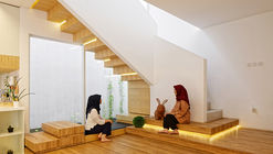 Inset House / Delution architect