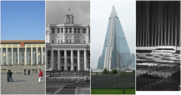 How 7 Dictators Used Buildings to Influence and Intimidate