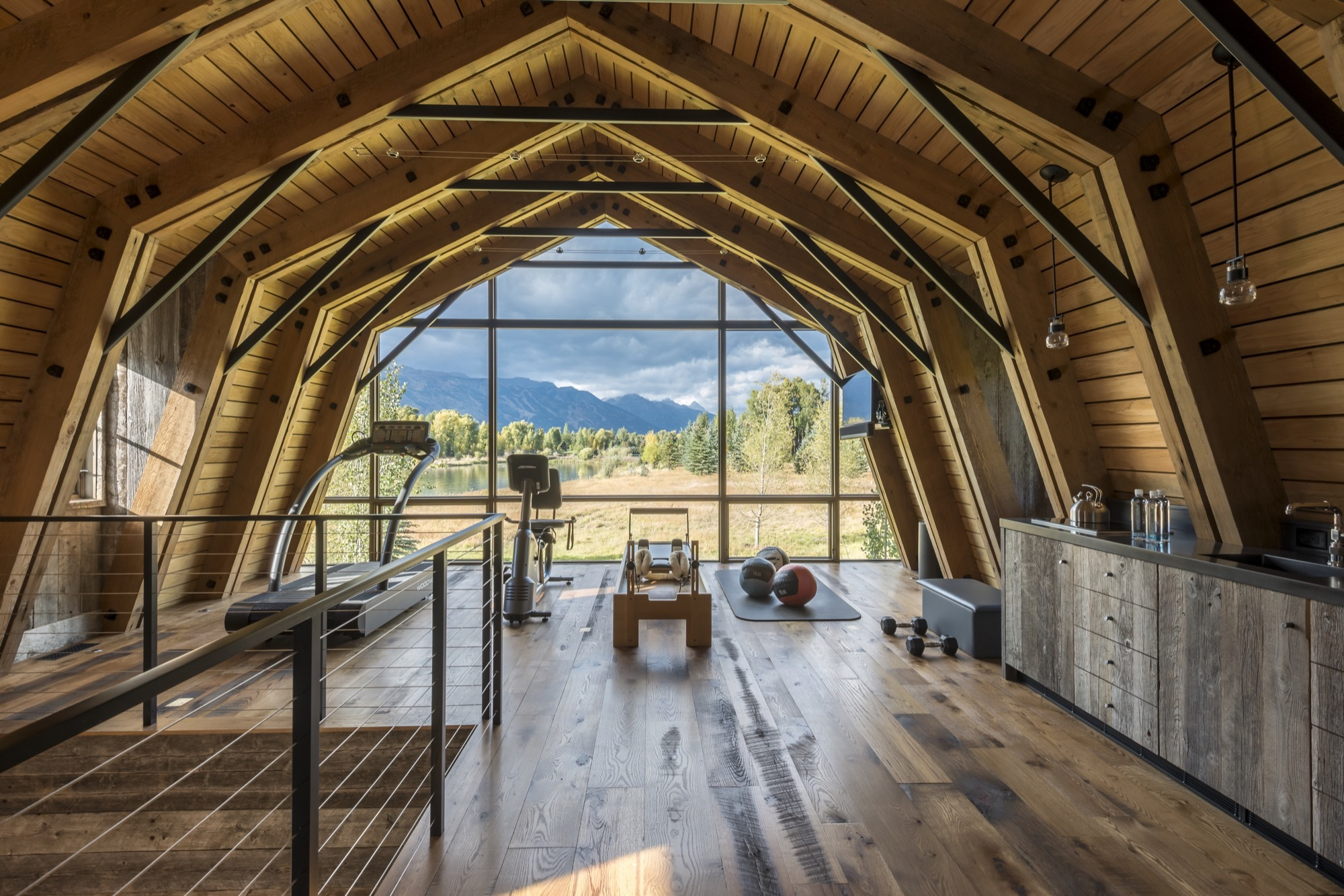 The Barn Carney Logan Burke Architects Archdaily