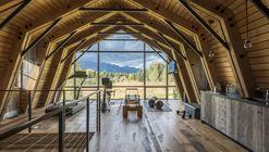 The Barn / Carney Logan Burke Architects