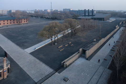 Birdview. Image © Yao li