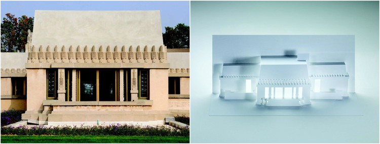 Hollyhock House. Image Courtesy of Lawrence King Publishing
