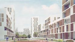 PRÁCTICA y Daroca Arquitectos diseñarán 116 viviendas del proyecto Manzana Verde en Málaga