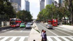 ¿Se suspenderá la construcción de la Línea 7 del Metrobus en Ciudad de México?