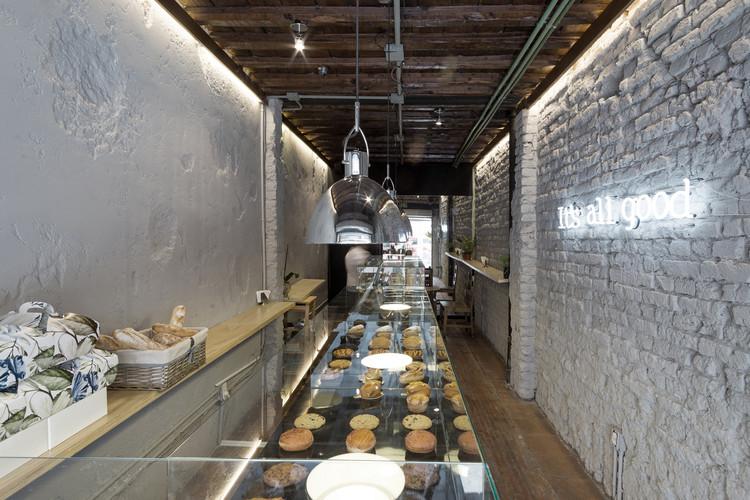 MYLK Bakery / COESPACIO, © Ana Georgina