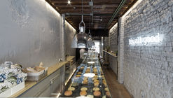 MYLK Bakery / COESPACIO