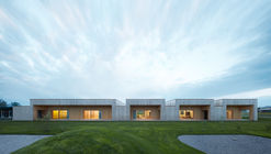 Kindergarden at the Ducklake / Bernardo Bader Architekten