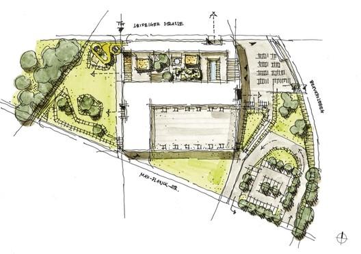 Site Plan Sketch