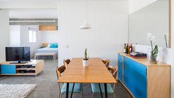 Apartamento Celso Ramos / MARCOZERO Estudio
