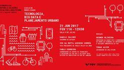 Ciclo de Mobilidade - Tecnologia, Big Data e Planejamento Urbano
