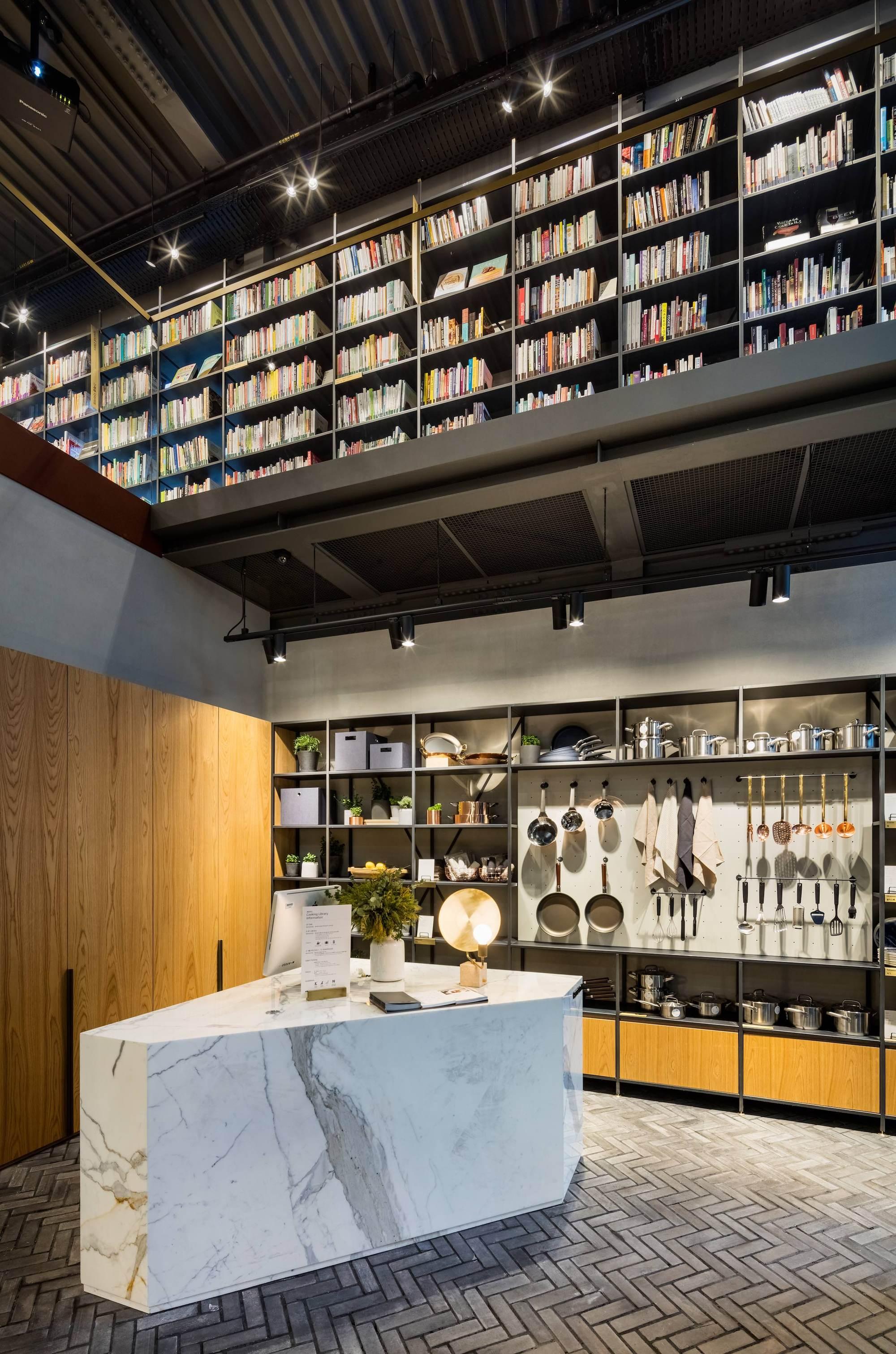 gallery of hyundai card cooking library blacksheep