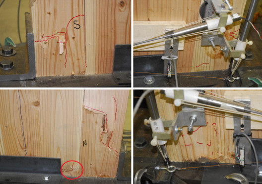 Seismic Design and Testing of Rocking Cross Laminated Timber Walls. Image Courtesy of reThink Wood