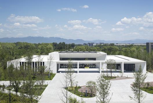 HUAWEI Technology Park, Beijing. Image © Christian Gahl