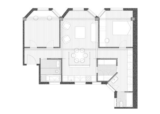 Renovated Layout Plan