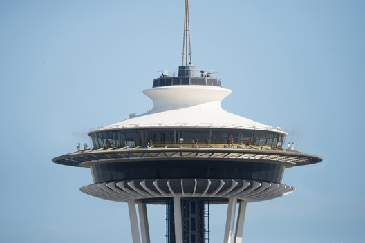 Tophouse of the Space Needle (after). Image © Olson Kundig