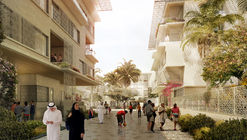 Construction Underway on Masdar City's Community-Oriented Phase 2 Masterplan