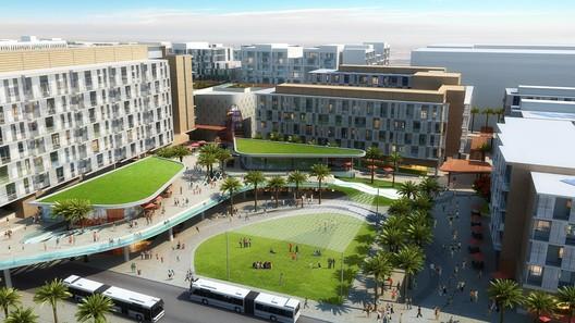 Courtesy of Masdar. ImageMasdar Institute Development