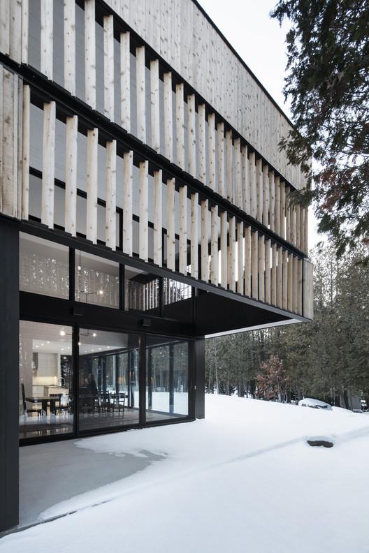 Maison sur le Lac / ACDF Architecture | ArchDaily