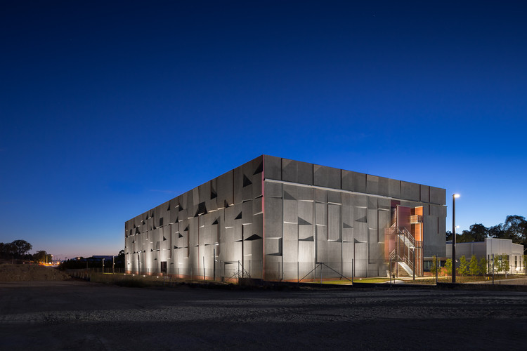 National Archives Preservation Facility / May + Russell Architects, © Kiernan May
