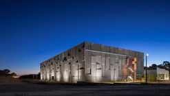 National Archives Preservation Facility / May + Russell Architects