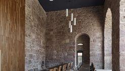 Sattelkammer Heidelberg Castle / Max Dudler