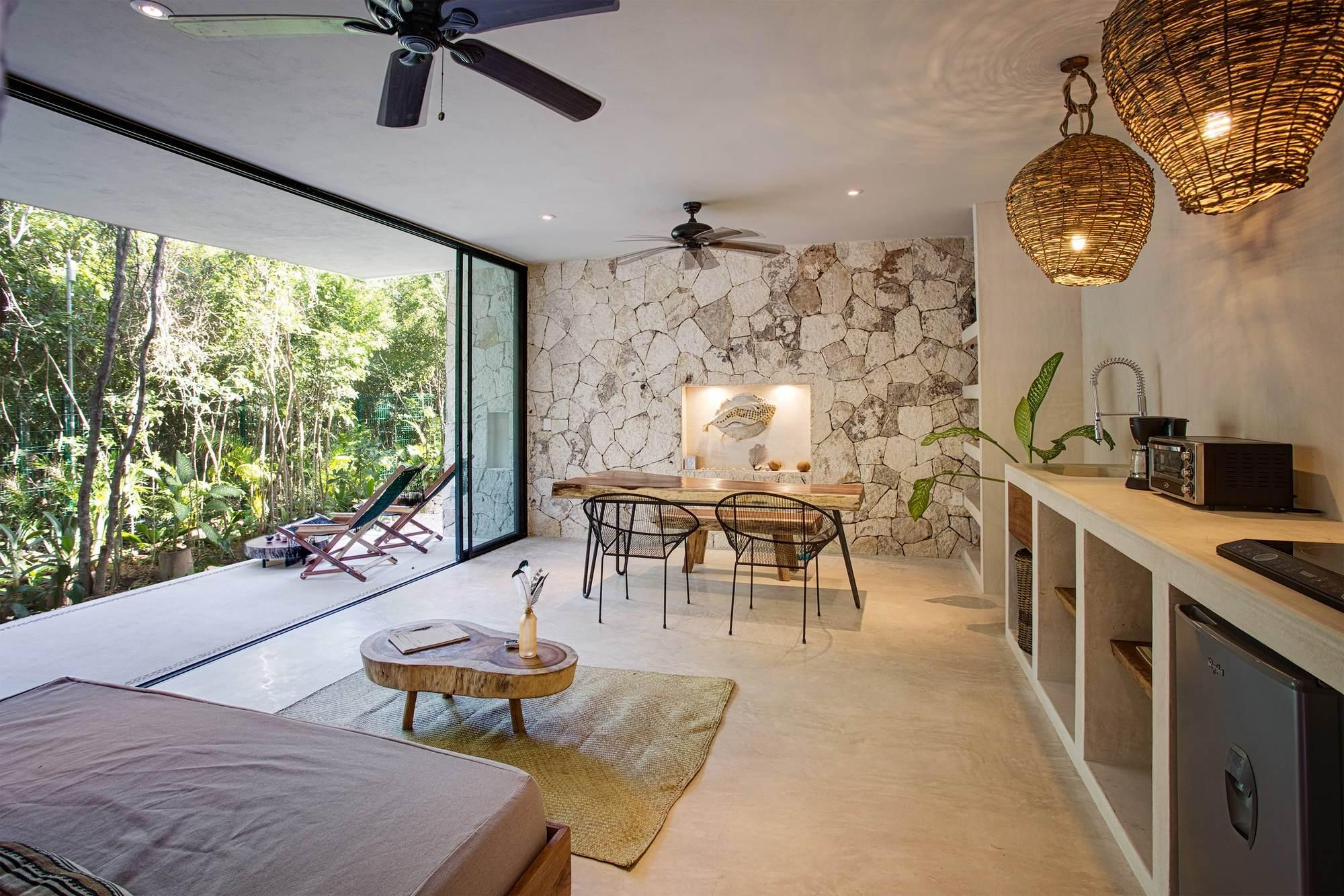 Gallery of una vida boutique villas studio arquitectos 15 for Design hotel tulum